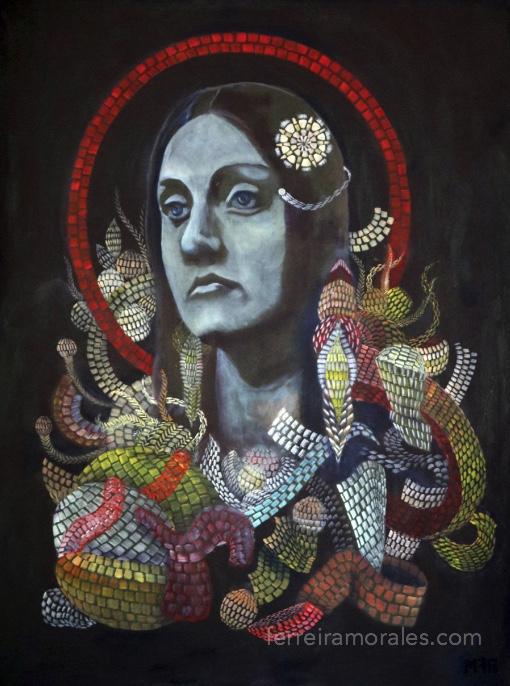 La Espera | Rafael Ferreira Morales art, In Stock, Works