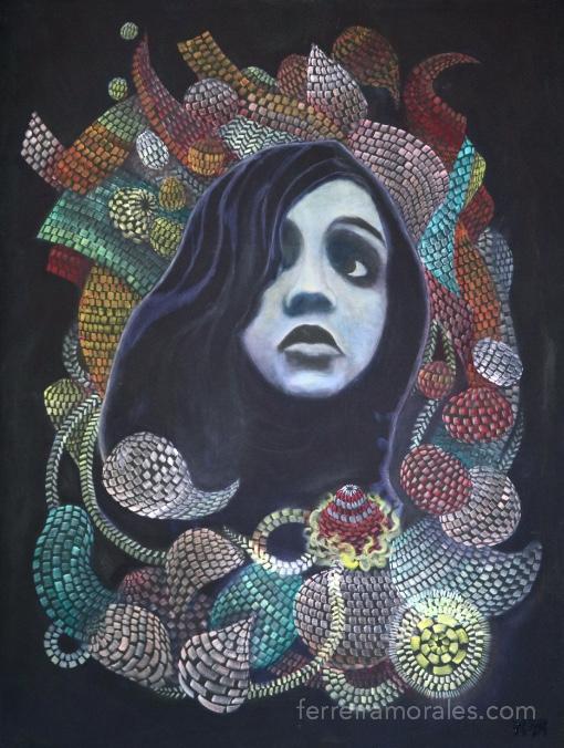 Suspenso | Rafael Ferreira Morales art, In Stock, Works